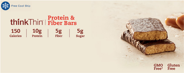 10g protein, 5g fiber and only 150 calories make a delicious snack on-the-go anytime.  Mouth-watering flavors to satisfy your snack craving with just the right amount of protein to hold you over. Gluten Free.