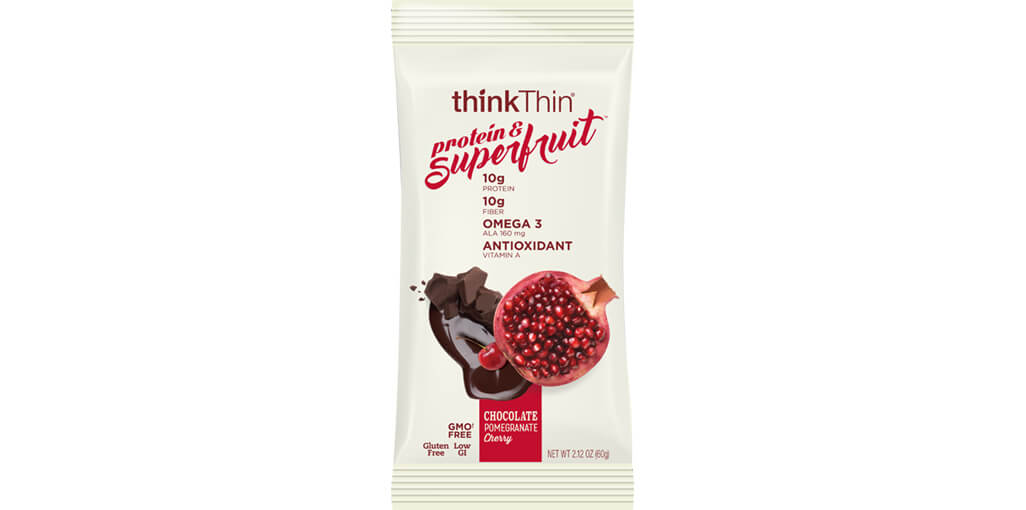 Think Chocolate Pomegranate Cherry Free 1 3 Day Delivery