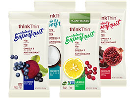 Protein & Superfruit Trial Pack
