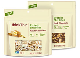 Protein Nut Bites Variety 6-Pack packaging