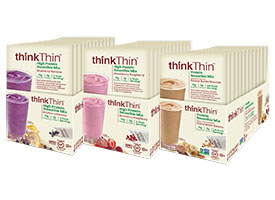 Image of Single Serve Smoothie Mix Variety 12-Pack packaging