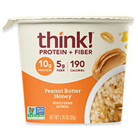 Honey Peanut Butter (Bowl) package