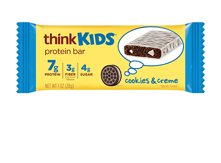 Click here to purchase thinkKIDS Protein Bars products