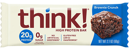 Brownie Crunch Protein Bar [tkp-701271.jpg] - Click for Details