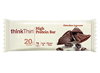 Chocolate Espresso Protein Bar [tkp-703565.jpg] - Click for Details