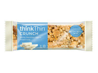 White Chocolate Dipped Mixed Nuts Crunch Bar [tkp-708614.jpg] - Click for Details