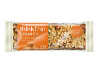 Caramel Chocolate Dipped Mixed Nuts Crunch Bar [tkp-708799.jpg] - Click for Details