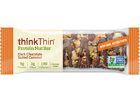 Dark Chocolate Salted Caramel Protein Nut Bar [tkp-708799n.jpg] - Click for Details