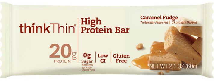 Caramel Fudge Protein Bar [tkp-709246.jpg] - Click for Details