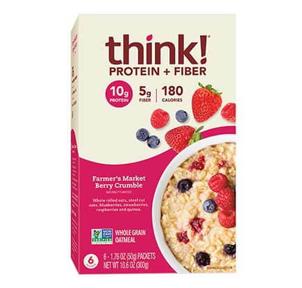 Farmer's Market Berry Crumble Oatmeal Multi-Pack Box [tkp-711850.jpg] - Click for Details