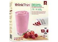 High Protein Smoothie Mix Strawberry Raspberry [tkp-712659.jpg] - Click for Details
