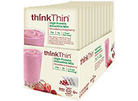 High Protein Smoothie Mix Single Serve Strawberry Raspberry [tkp-713205.jpg] - Click for Details