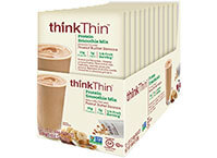 High Protein Smoothie Mix Single Serve Peanut Butter Banana [tkp-713212.jpg] - Click for Details