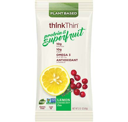 Image of Lemon Cranberry Chia packaging