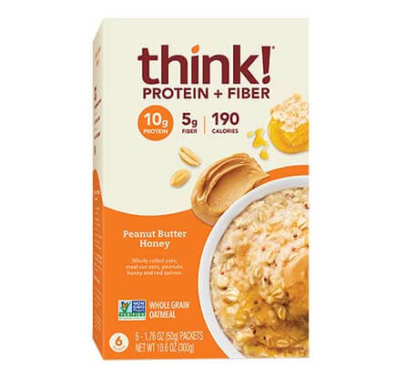 Honey Peanut Butter (Multi-Pack Box) [tkp-713960.jpg] - Click for Details
