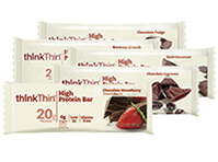 Chocolate Lovers High Protein Variety 15-Pack [tkp-vphpcl15.jpg] - Click for Details