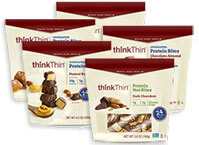 Protein & Protein Nut Bites Complete Variety 10-Pack [tkp-vppnbc10.jpg] - Click for Details