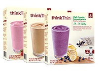 Protein Smoothie Mix Variety 3-Pack [tkp-vpsmix.jpg] - Click for Details